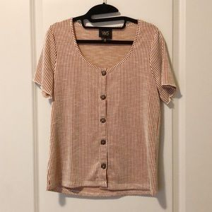W5 anthropologie top
